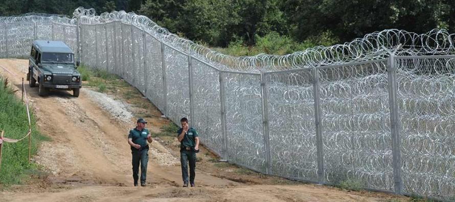 Новата ограда по границата ни с Турция вече е готова