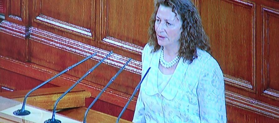 Цонка Каснакова се закле като народен представител