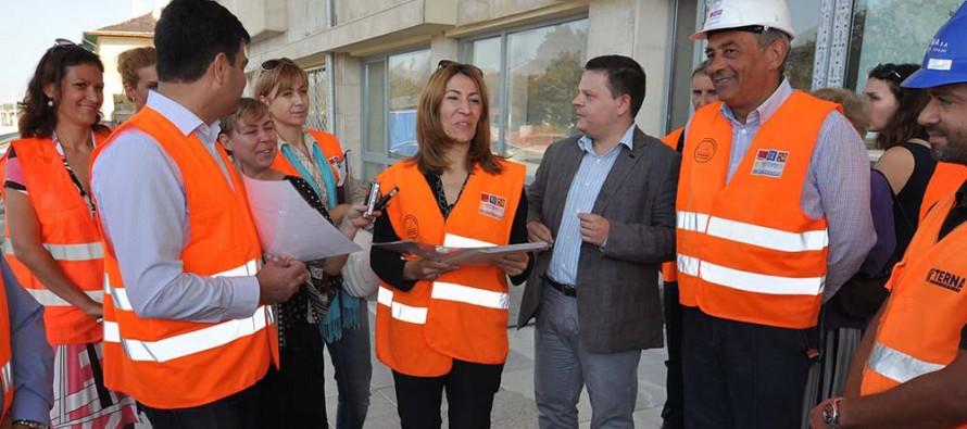 Откриват жп надлеза на Димитровград през октомври