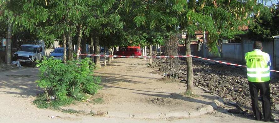 """Живеещи на """"Преслав"""" гневни защо им режат дърветата"""