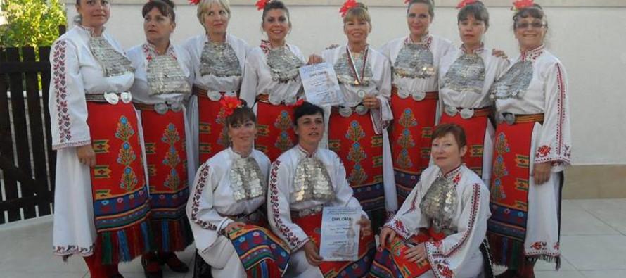 """ТС """"Хорищенци"""" и ТК """"Гергана"""" донесоха два медала от """"World Folk"""""""