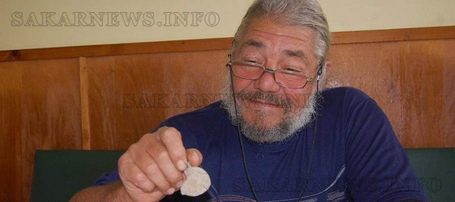 Медальон със змийски глави  откриха край Кастра Рубра
