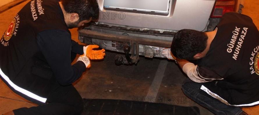 Арестуваха българин с хероин край Одрин