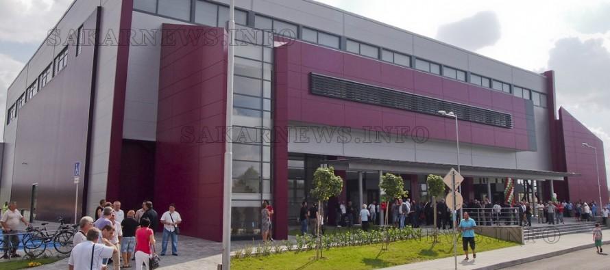 Свиленградската спортна зала участва на национален конкурс