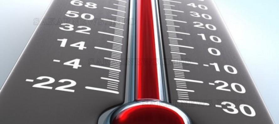 Температурен рекорд в Хасково