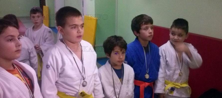 С 12 медала се окичиха възпитаниците на хасковския клуб по джудо