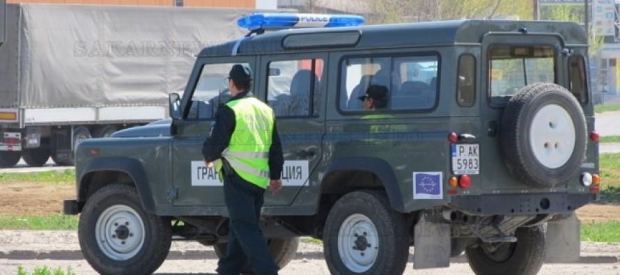 15 полицаи от Гранична аут след сигнал на ДАНС
