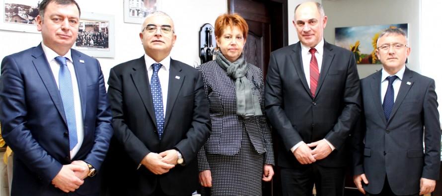 Кметът на Свиленград кани турци за съвместни проекти