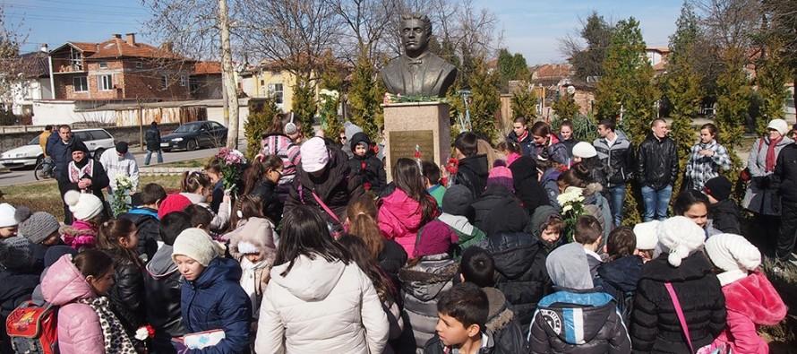 В Свиленград също се преклониха пред Левски