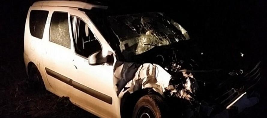 Трима ранени в катастрофа по пътя Димитровград – Добрич