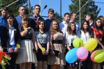 Випуск 2015 на Тополовград се сбогува с училището