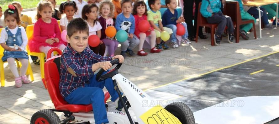 Деца изнесоха урок по безопасност