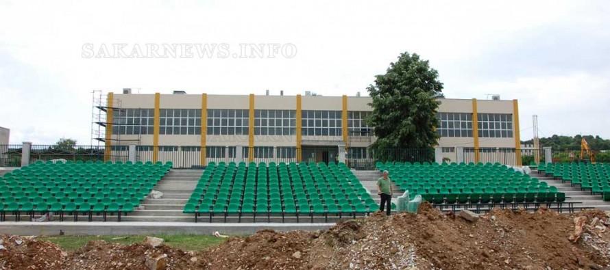 Ремонтират спортен комплекс в Тополовград за 5,5 милиона