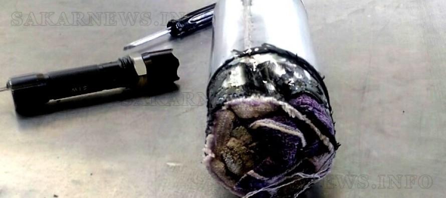 Хероин в резервоар на Мерцедес откриха на Капитан Андреево