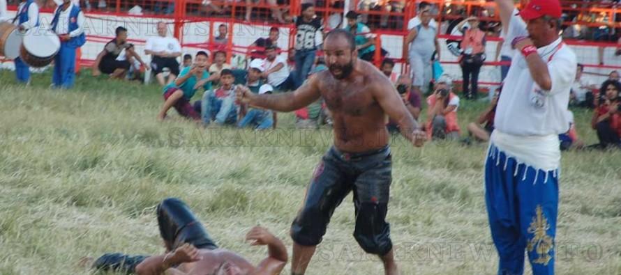 Близо 2 000 пехливани участваха в мазните борби в Одрин