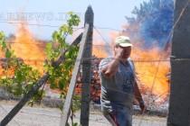 Горски пожари се редуват един след друг