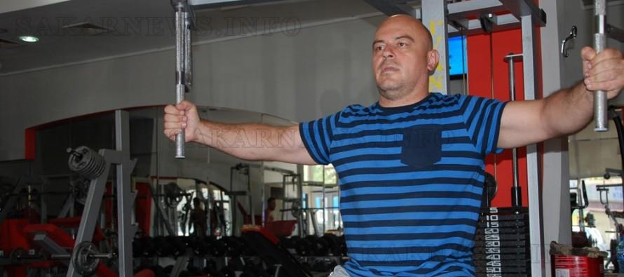 """Димитър Димитров: """"Фитнес тренировката  може да убие агресията у хората"""""""