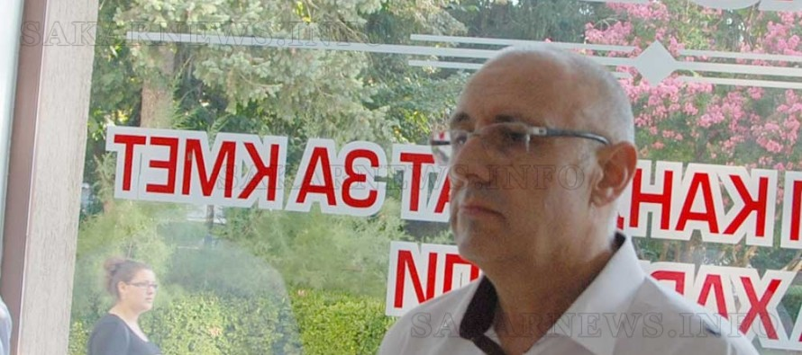 Независимият кандидат-кмет Бързев регистриран първи в ОИК
