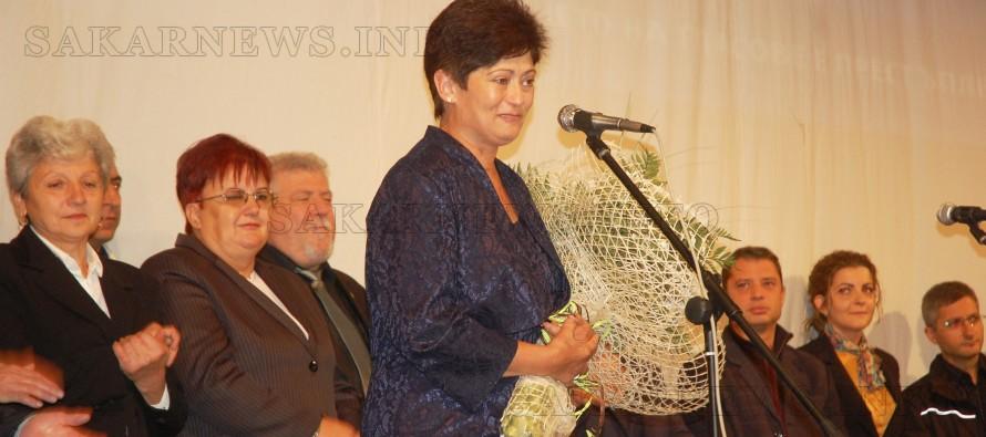 """Мария Киркова: """"Да съградим бъдещето на Харманли заедно"""""""