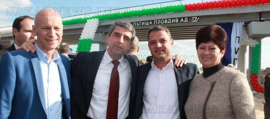 """Мария Киркова:  """"Благодаря ви, посоката е правилна"""""""