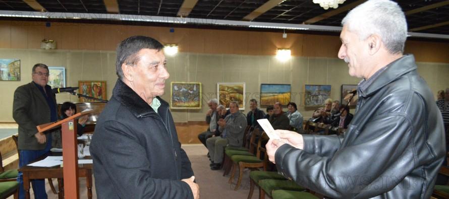 Тополовградското читалище  с нов стар председател