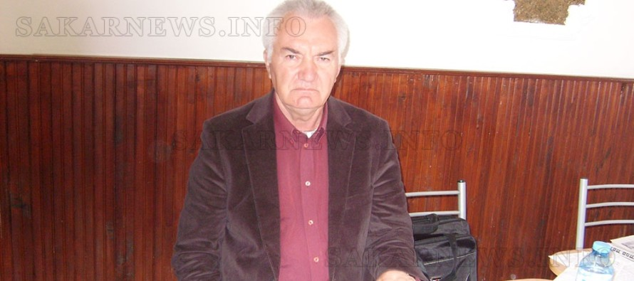 """Ген. Димитър Димитров: """"Ако не бях сигурен в  успеха, нямаше да се кандидатирам за кмет"""""""