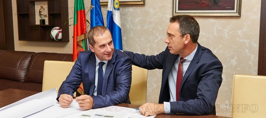 """Димитър Николов – кмет на Бургас:  """"Подкрепям Васил Сяров за кмет на Тополовград!"""