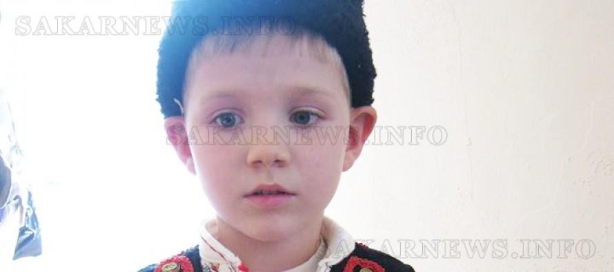 Никола Грозев – детето със завидни  способности на акордеон