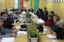 Трето заседание на Общински съвет – Болярово