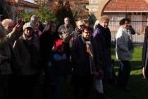 Български социалисти, сред които и боляровските, почетоха Антим I в Одрин