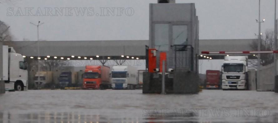Дъждът превърна Капитан Андреево в пристанище (обзор)