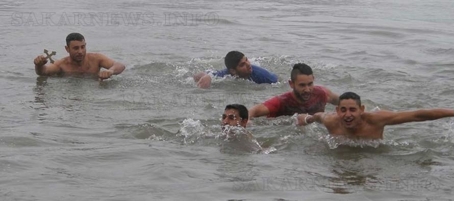 Седмина се бориха за кръста в Симеоновград