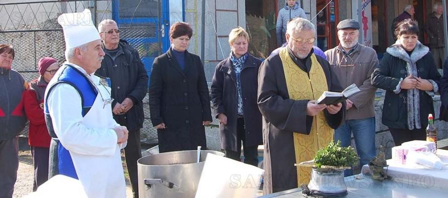 Бисерчани почетоха паметта на загиналите в наводнението преди 4 години