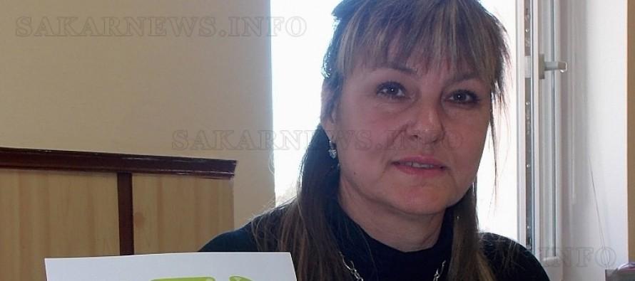"""Жена стана """"Лозар на годината""""  в Тополовград"""