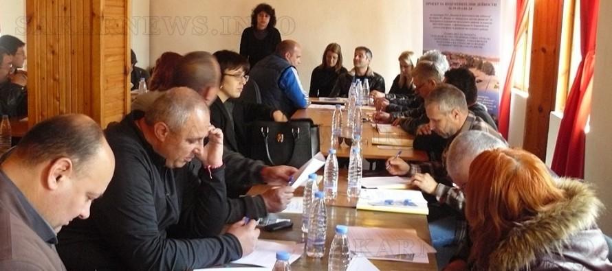 Учреди се Местна инициативна  група – Тополовград