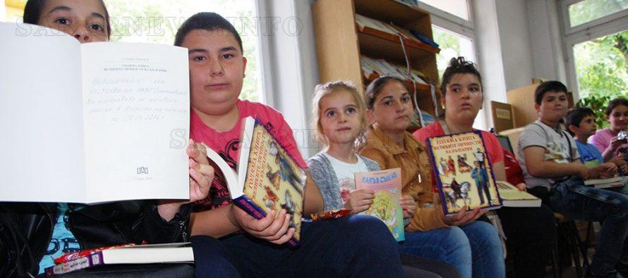 Най-активните читатели в Симеоновград получиха  награди