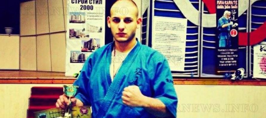 Валентин Руменов с първа професионална победа