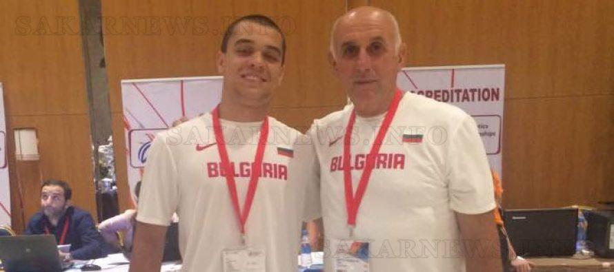 Травма попречи на Сивков да участва на Европейското
