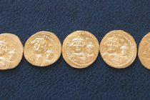 Златно съкровище с надпис откриха в Червената крепост край Изворово