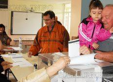 Избирателите отново се довериха на ГЕРБ