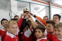 """Децата на """"Асти АБ"""" спечелиха  турнира за купата на АБФ"""