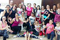 Зумба предизвикателство вдъхновява танцьори вече една година
