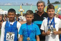 """""""Атлетиката търси таланти""""  призна спортисти от Харманли"""