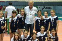 """ВК """"Любимец 2010""""  стана трети на финално  първенство по волейбол"""