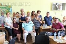 Гости от Бабаески посетиха Любимец