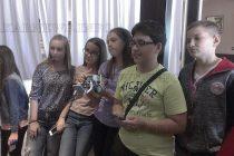 """Вазовци участваха в първата лагер – школа """"IT Знайко Robo Camp"""" по време на ваканцията си"""