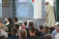 За Курбан байрам джамията в Шишманово се изпълни с вярващи